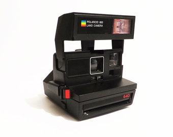 Polaroid 600 Land Camera 640