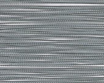 Fine silver cord