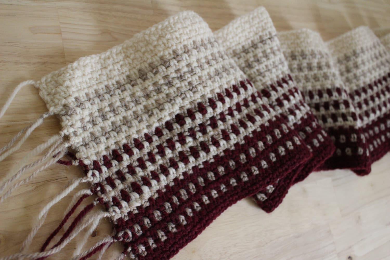 Crochet PATTERN - Crochet scarf pattern - Easy crochet pattern ...