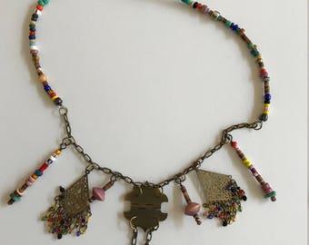 Hinge Necklace