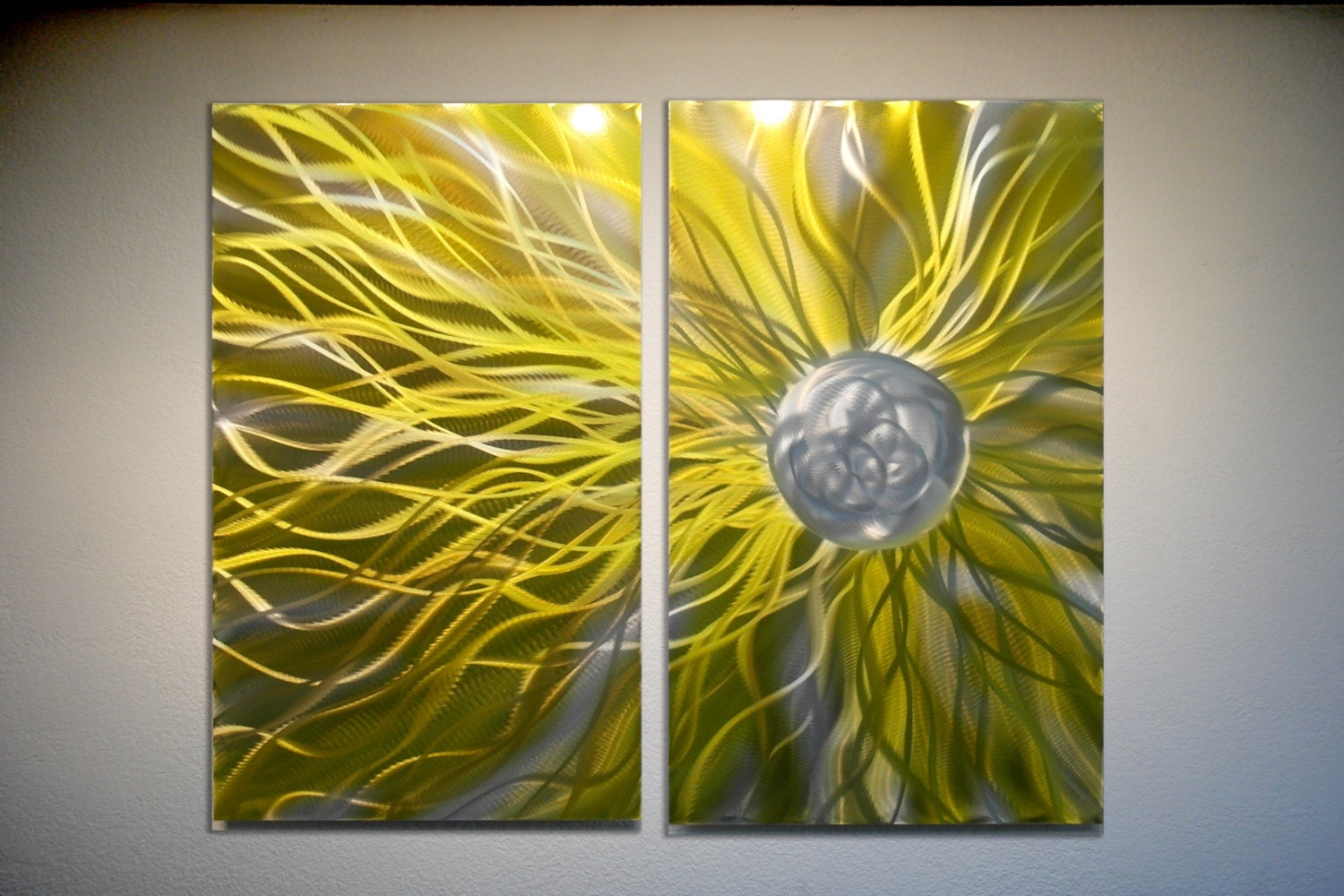 Great Unique Metal Wall Art Contemporary - The Wall Art Decorations ...