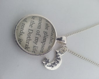 Game of Thrones Moon of my Life Necklace