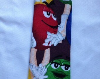 M and M Necktie Chocolate Candy Baby Toddler Boys