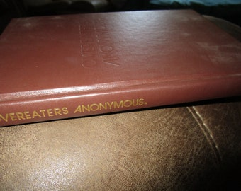 Overeaters Anonymous Hardcover 1980