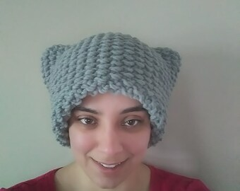 Kitty Ear Hat