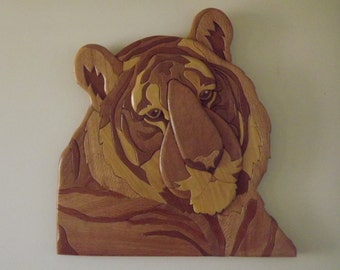 Bengal Tiger wall Hanging