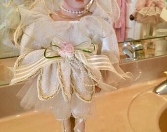 Porcelain Ballerina Doll