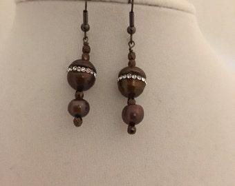 Bronze Delight Earrings
