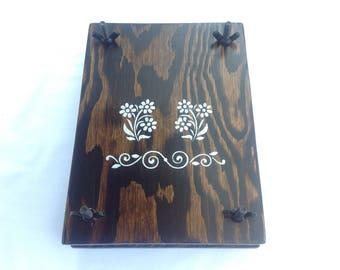 Handmade Wooden Flower Press