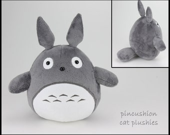 Totoro plushie - made to order
