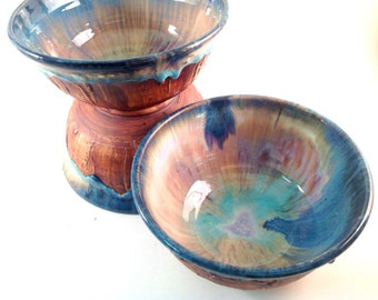 Ceramic Bowl Set (set of 4) Pottery Bowl