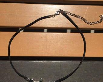 Silver Star Adjustable Necklace