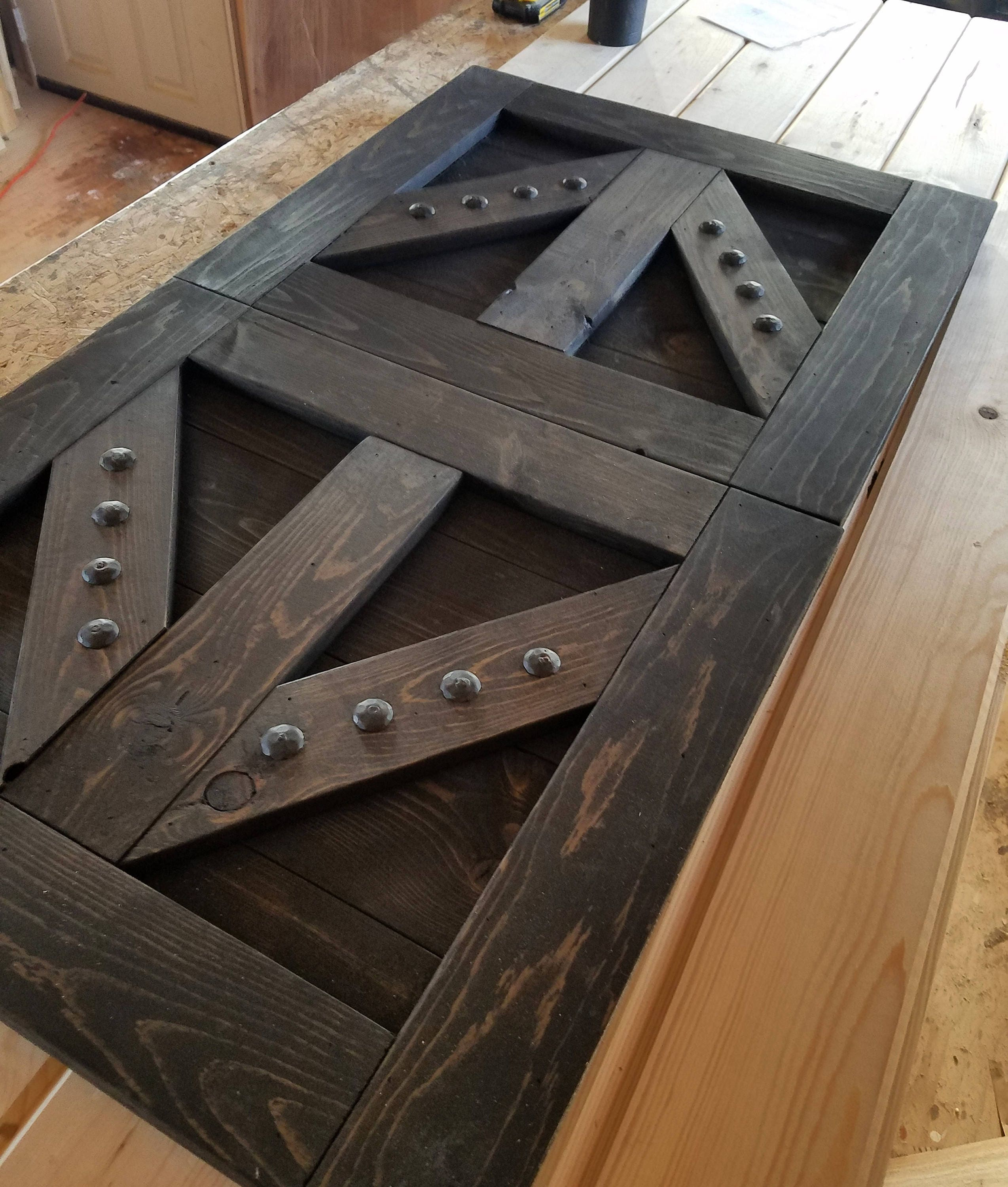 TV Hide Barn Door Set   Rustic TV Barn Door   Sliding Window   Interior    Sliding TV Cover   Barn Door Cabinet   Farmhouse Door