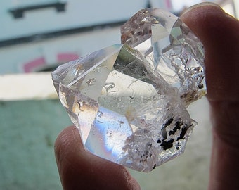 Herkimer diamond crystal natural rare new york