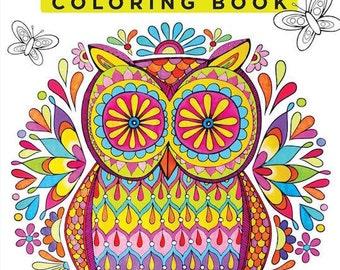 Adult Coloring Book Design Originals Creative Coloring