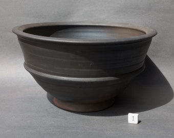 Replica Roman Black Burnish Bowl - Various sizes