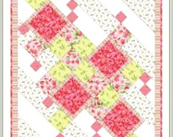 Sale!  Sale!  CHIMES Quilt Pattern  Jelly Roll Friendly!      By:  H. D. Designs  #77