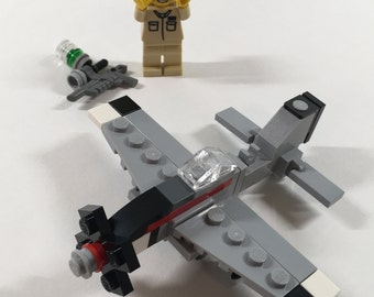 "Micro Warbirds - P-51D Mustang - ""Big Beautiful Doll"""