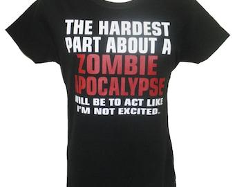 Zombie Apocalypse T-Shirt   U.S. Custom Ink
