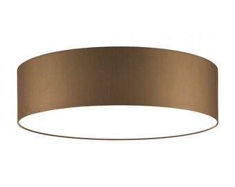 Plafoniere Eleganti Da Soffitto : Articoli simili a elegante 60 plafoniera lampada da soffitto su etsy