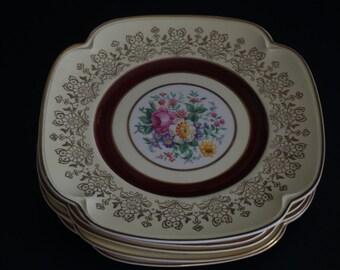 Vintage, Johnson Bros England Pareek Dessert/Salad Plate