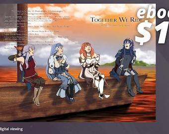 Together We Ride zine, vol. 3 (ebook)