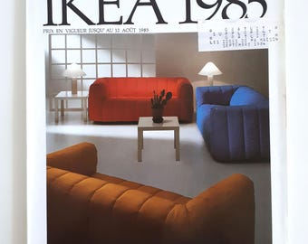 IKEA 1985 Catalog in French-Canadian