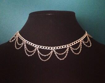Piper Choker Necklace