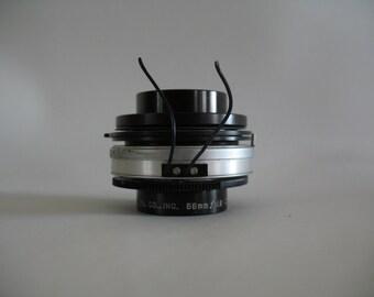 Vintage ILEX OSCILLO PARAGON Optical 56mm F:1.9 Lens Ilex Optical Company
