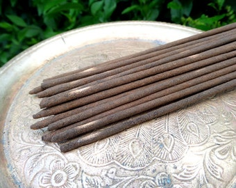 Myrrh Incense Sticks  | Absolute Grade | 100% Natural Incense | Traditional Indian Incense | Hand Rolled With Essential Oils