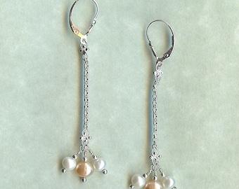 518 Pearl Earrings