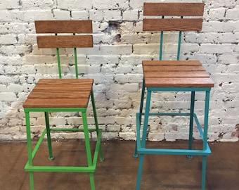 Counter height Stool, Bar stools, barstools, kitchen stool, counter height stool, industrial bar stool, commercial bar stool