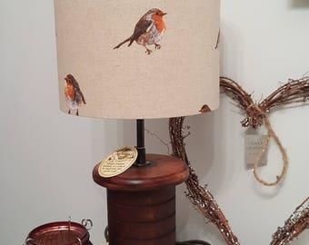 Robin Drum Lampshade - handmade lamp shades in 3 sizes!