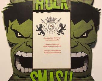 Hulk Smash Frame
