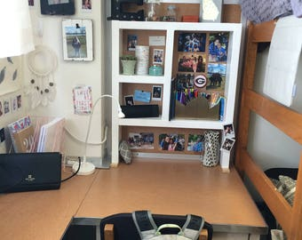 Dorm Room Desk Shelf Organizer Taking Orders for Fall Now