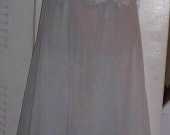Vintage Vanity Fair Nightgown - sz. 32