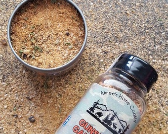 Game Rub for Elk, Venison, Beef, Poultry  Seasoning FREE SHIPPING!