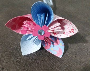 Example Boutonniere groom cover paper