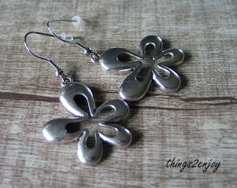 Earrings-Flower