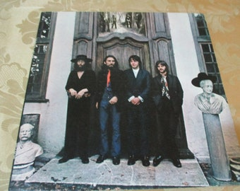 Vintage 1970 Vinyl LP Record The Beatles Hey Jude (The Beatles Again) Excellent Condition 16525