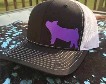 Show Pig Hat - Only 2 Available