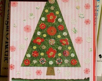 Holiday Tannenbaum Notecard Set