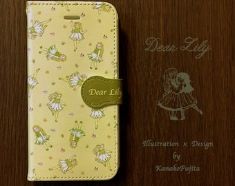 Flower fairies iPhone&Android case