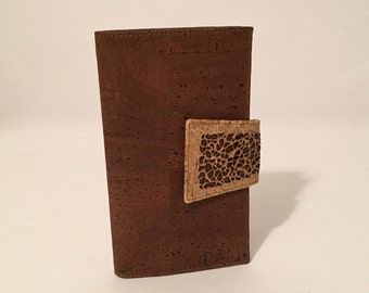 Cork Lace Wallet- Free US Shipping
