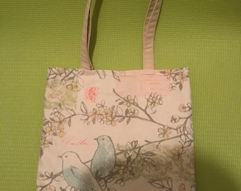 Blue Birds Everyday Tote Bag #2
