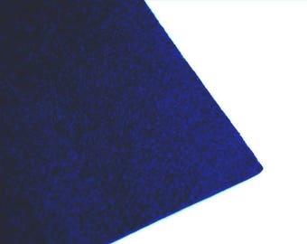 A4 felt 3mm - size - dark blue - DIVFEU16BLEF850