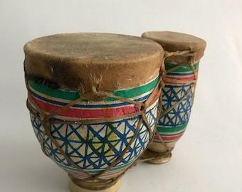 Vintage Moroccan Drums / Tamtams