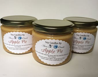 Apple Pie 12oz Soy Candle