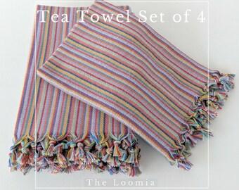 Turkish Towel Tea Towels Turkish Beach Towel Turkish Bath Towel Peshtemal Beach Towel Gift for Her Mothers Day Gift The Loomia Fouta