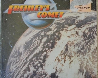 "Frehleys Comet ""Second Sighting"" vintage vinyl Ace Frehely solo  LP"